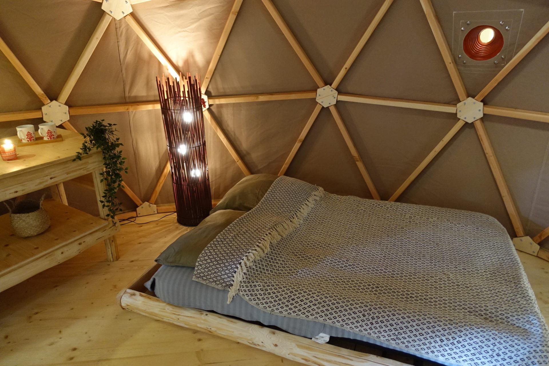 Salon SETT 2019:                                                                               Stand tipi-tente