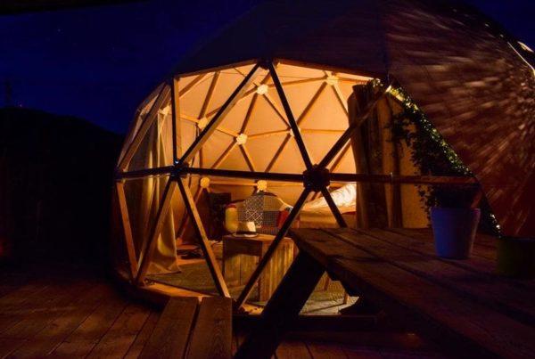 dôme géodésique 5m